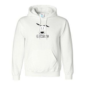 Men's Courage the cowardly dog Pullover Hoodie